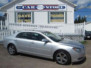 2011 Chevrolet Malibu LT Platinum Edition HEATED LEATHER!! SUNRO