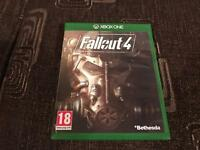 Xbox one game fallout 4