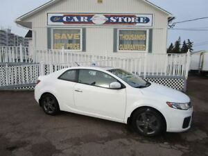 2010 Kia Forte Koup 2.0L EX Sunroof HTD SEATS AIR CRUISE