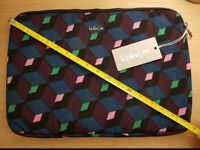 Laptop Sleeve 15-17 inch Kipling - brand new