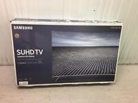 """Samsung 55"""" 4K smart SUHD led tv ue55ks8000"""