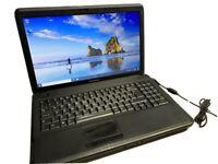 Lenovo G550 Laptop Intel 2.2GHz CPU, 4GB RAM, Upgraded 256GB SSD, Windows 10 Pro
