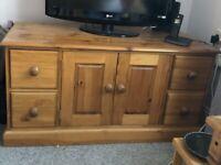 LARGE TV UNIT or Cupboard