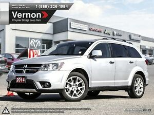2014 Dodge Journey R/T AWD LEATHER | NAV | SUNROOF | REAR DVD