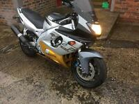Yamaha YZF 600 Thundercat. 2001 Model.