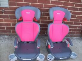 GRACO CHILDS BOOSTER CAR SEAT