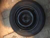 wheel and as new tyre 175 65 14