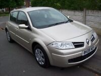 renault megane extreme ll 100 12 months mot cheap tax and insurance