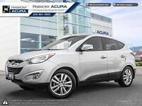2012 Hyundai Tucson LIMITED - ONE OWNER - NO ACCIDENTS - GARAGE