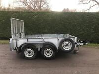 Ifor Williams gd85 2.5 tonne trailer