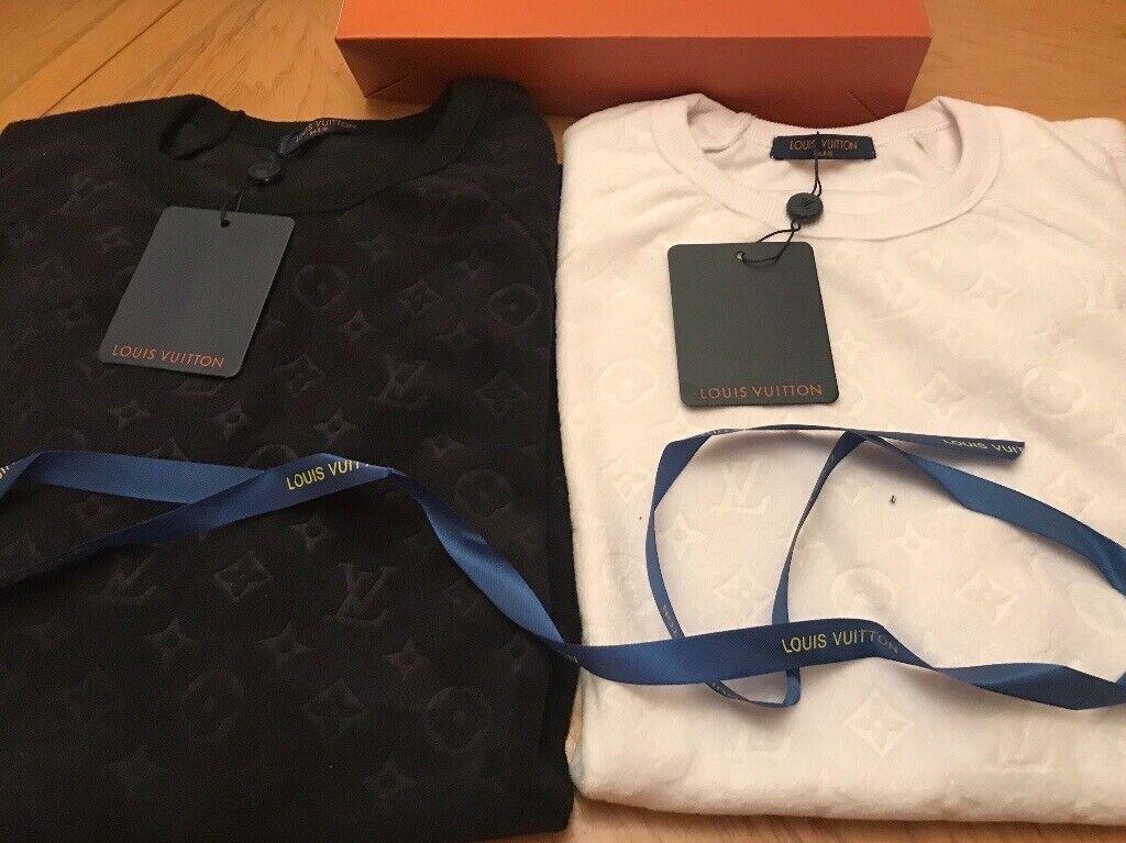 d1ad26774dab Brand new Louis Vuitton towel tee shirt 2018