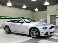 2014 Ford Mustang GT CONVERTIBLE CUIR NAV MAGS