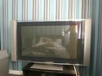 "63"" Sony television"