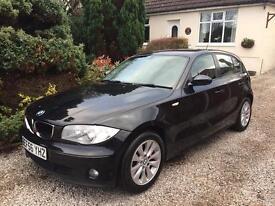 1.6 BMW 1 SERIES 2007