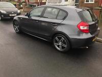 BMW 118D *LEATHER* *FSH* *IMMACULATE*