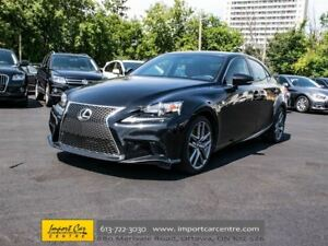 2015 Lexus IS 250 AWD F SPORT