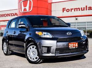 2014 Scion xD Base- Fuel efficient and fun to drive.