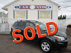 2015 Subaru Forester 2.5i HTD SEATS BACK UP CAMERA THATS CHEAP