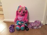 Honey Girl Bear Build-A- Bear