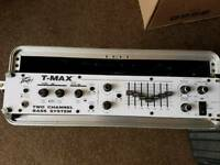 PEAVEY T-MAX AMP HEAD
