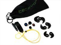 REF TECEVO F3 Bluetooth Wireless Headphones/Earphones Sports Earbuds Sweatproof