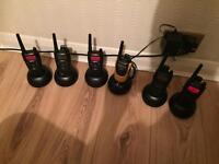 Motorola XTN 446 walkie talkie
