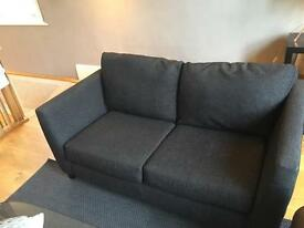 2 seater sofa (charcoal)