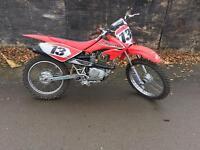 Honda crf100 Crf 100 xr100 xr100 not crf70 Crf 70 Crf 50 Crf50 crf110 field bike pitbike pit bike