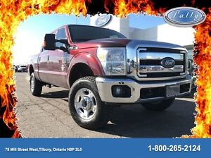 2016 Ford F-250 XLT, Remote Start, Only 28083KM, One Owner !!