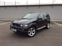 2005 BMW X5 3.0D SPORT [220bhp] - 12 Months MOT - Starts and Drives Nice - Diesel - Powerful