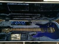 Ibanez S470 electric guitar complete with original case
