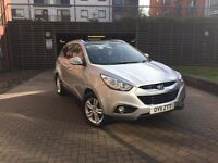 Hyundai ix35 1.7 CRDi 16v Premium SUV, Full service history, Top of the range