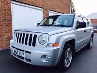 2008 58 Jeep Patriot ** Petrol ** Full MOT** Drives Faultless* Not CRV Cherokee RangeRover Q7 Q5 Q3