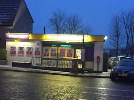 SHOP IN COWDENBEATH, FIFE, SCOTLAND FOR SALE OR RENT