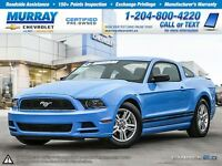 2013 Ford Mustang 2dr V6 * PREMIUM PRE-OWNED * trade in * new ti
