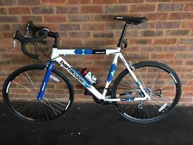 "21"" barracuda team racing bike"