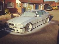 BMW E36 328i M Sport Coupe Not 316 318 323 Drift Track Car