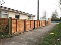 Fence repairs & replacement - Duxford & surrounding areas