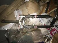 Mountain bike Bomber suspension forks