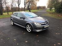 Vauxhall Astra 1.8 sri xpack sold
