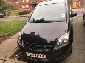 Vauxhall Zafira 1.6 diesel