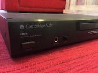 Cambridge Audio CD36 CD player