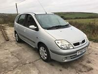 RENAULT MEGANE SCENIC EXPRESSION 1.4 SILVER 2002