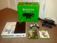Xbox One, 500gb + Fallout 4 & Rare Replay