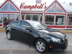 2013 Chevrolet Cruze 2LT Turbo SUNROOF HTD LTHR AIR