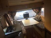 Caravan avondale perle 4 berth