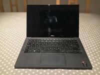 i7 Dell XPS 13 latest model 4K touchscreen display etc
