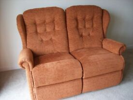 Sofa, two seater.