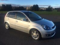 Ford fiesta Ghia 13,300 low Mileage Automatic car great first car
