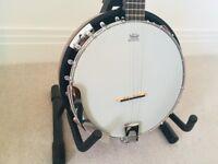 5 String Banjo For Sale.